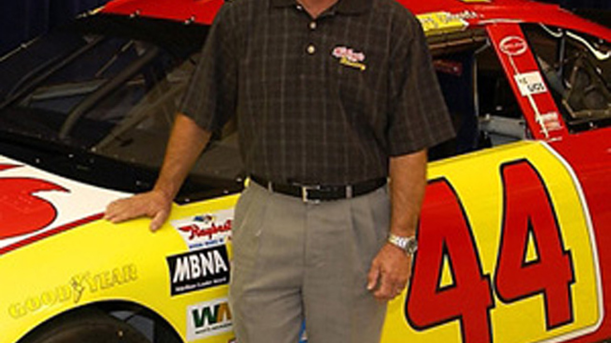 Terry Labonte 'Shifting Gears' in 2005-06