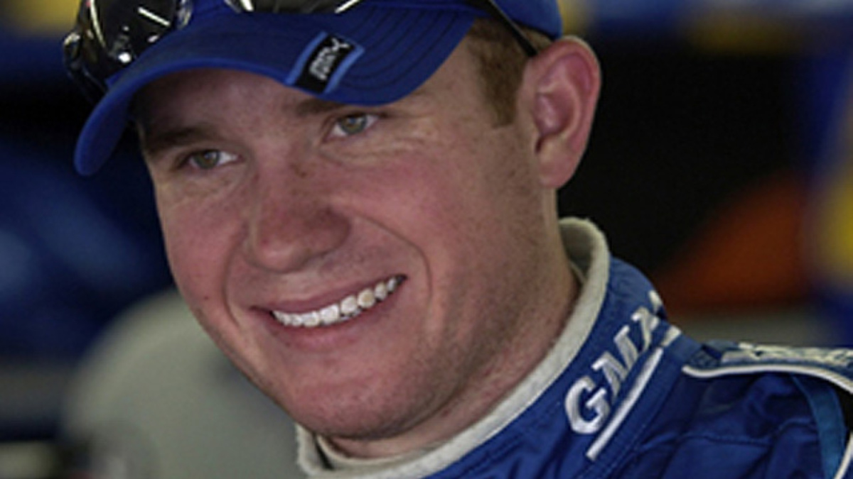 Vickers Finding Rhythm with GMAC Racing