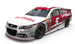 No. 5 Liftmaster Chevrolet SS