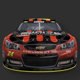 No. 24 Drive To End Hunger Chevrolet SS