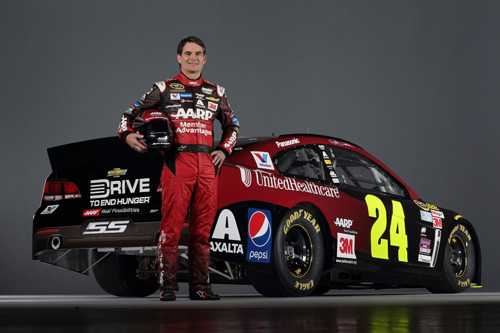 Gordon 39 S No 24 Chevy Ss Gets New Look For Six Races Including This Weekend Hendrick Motorsports