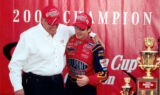 Jeff Gordon's championship memories: 2001
