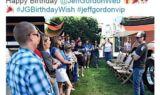 Happy Birthday, Jeff Gordon! No. 24 fans share their #JGBirthdayWish