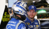 Dale Earnhardt Jr., No. 88 team at Atlanta