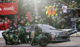 Shots of the race: Earnhardt at Bristol