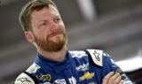 Shots of the Race: Earnhardt at Charlotte