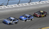 Jimmie Johnson, No. 48 team at Daytona