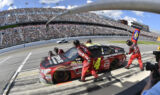 Jeff Gordon, No. 24 team at Daytona