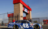 Shots of the Race: Johnson at Fontana
