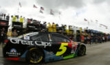 Shots of the Race: Kahne at Homestead-Miami