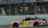 Shots of the Race: Gordon at Homestead-Miami