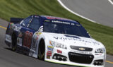 Shots of the Race: Earnhardt at Pocono