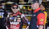 Shots of the Race: Gordon at Pocono