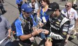 Shots of the Race: Johnson at Pocono