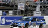 Shots of the race: Earnhardt at Richmond