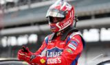 Shots of the Race: Johnson at Indianapolis