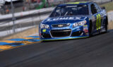 Shots of the Race: Johnson at Sonoma