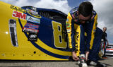 Shots of the Race: Bowman at Michigan