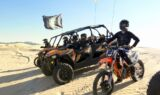 Behind the Scenes: Elliott's off-road experience with Mountain Dew
