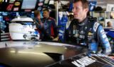 Shots of the Race: Kahne at Michigan
