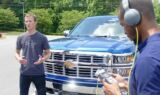 Lights, camera, action: Kahne films Chevy commercial