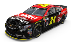 No. 24 AARP Member Advantages Chevrolet SS