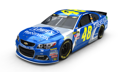 No. 48 Lowe's ProServices Chevrolet SS