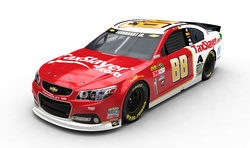 No. 88 TaxSlayer.com Chevrolet SS
