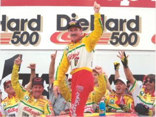 Three memorable moments: Talladega