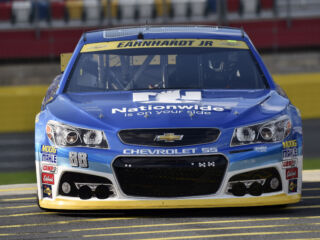 Earnhardt's focus squarely on Kansas: 'Don't see why we can't run great there'
