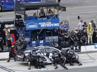 From Pigskin to Pit Road: RJ Barnette and Andrew Childers