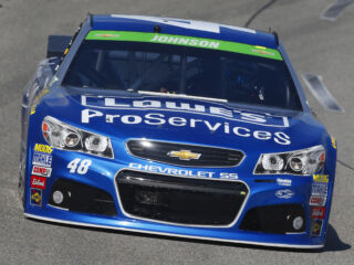 Race Recap: All five Hendrick Motorsports drivers finish in top 16