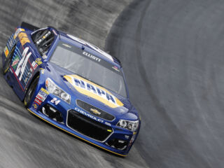 Elliott to lead teammates to Bristol green flag