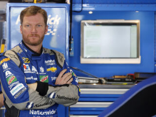 Earnhardt: 'It's gonna be on' when I return