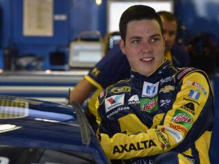 Shots of the Race: Bowman at Michigan