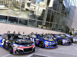 Behind the Scenes: Hendrick Motorsports at the Media Tour