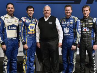 Hendrick Motorsports enters 2016 'stronger together'
