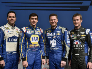 Teammates excited for Elliott's 'opportunity of a lifetime'