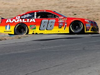 ​Earnhardt, Johnson lead teammates in qualifying at Sonoma
