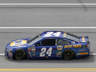 Race Recap: Elliott paces teammates at Talladega