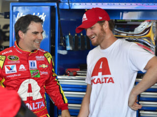 Teammates excited to have Earnhardt at track this weekend