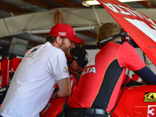 Earnhardt provides glimpse into recovery