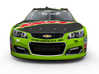 New paint scheme to debut at Dover