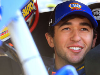 Elliott 'in the show' once again with solid qualifying effort at Richmond