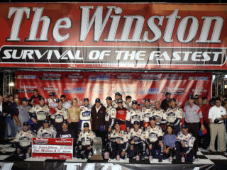 Three memorable moments: All-Star Race