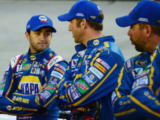 Before Michigan, Elliott reflects on first 23 races of 2016 season