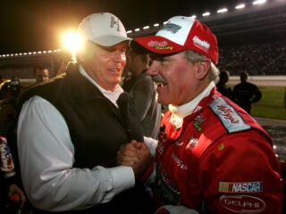 Rick Hendrick, teammates proud to see 'giant in our sport' Terry Labonte entering Hall of Fame