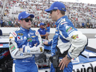 Fun Fact Friday: 15 questions with Alex Bowman