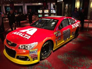 One day left to nickname Earnhardt's No. 88 Axalta Chevy