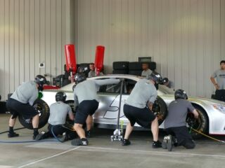 Hendrick Motorsports preps for World's Fastest Half Mile